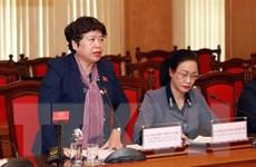 Ủy ban Về các vấn đề xã hội của Quốc hội làm việc tại tỉnh Vĩnh Phúc