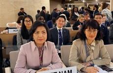 Thúc đẩy các quyền con người trong thời đại số và biến đổi khí hậu