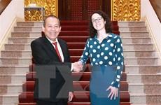Đức sẵn sàng tài trợ các nhà khoa học VN sang nghiên cứu vắcxin corona