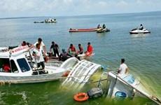 Đắm tàu tại Brazil, hàng chục người thiệt mạng và mất tích