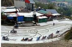 Thông tin thêm về mưa đá kèm giông lốc tại Lai Châu