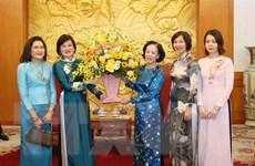 Thúc đẩy hoạt động của Nhóm Phụ nữ cộng đồng ASEAN