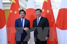 Nhật-Trung nhất trí hoãn chuyến thăm của Chủ tịch Tập Cận Bình