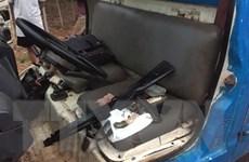 Triệt phá băng nhóm sử dụng súng quân dụng, trộm cắp táo tợn
