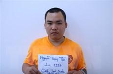 Tạm giữ nghi phạm gây ra hàng loạt vụ cướp tại Bình Dương, Bình Phước