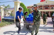 Nước mặn bủa vây Đồng bằng sông Cửu Long: Vì sinh kế người dân