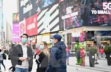 Mỹ: Bang New York kêu gọi điều động công binh để đối phó dịch COVID-19