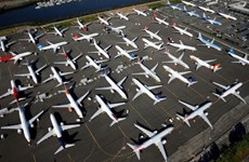 S&P hạ mức xếp hạng của Boeing do vụ máy bay 737 MAX và dịch COVID-19
