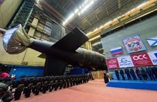 Hải quân Nga chia sẻ về việc chế tạo loại tàu ngầm thế hệ thứ 5