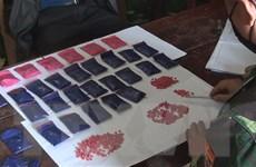 Tây Ninh: Bắt các đối tượng mua bán 4kg ma túy và 5.000 viên thuốc lắc