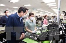 172 chuyên gia Hàn Quốc tại Bắc Ninh âm tính lần đầu với SARS-CoV-2