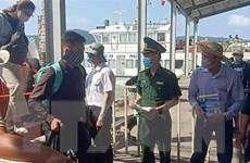 Kiên Giang tạm dừng đón khách du lịch và hoạt động giải trí đông người