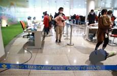 Hướng dẫn tổ chức cách ly người nhập cảnh từ quốc gia, vùng có dịch