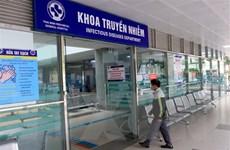 Bệnh nhân thứ 18 tiếp tục theo dõi sức khỏe tại quê nhà Thái Bình