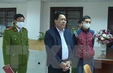 Bắt giữ Trưởng phòng của Cục thuế Thanh Hóa cưỡng đoạt 100 triệu đồng