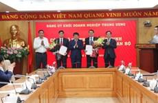 Quyết định của Ban Bí thư về nhân sự Đảng ủy Khối Doanh nghiệp TW
