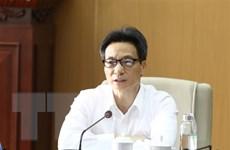 Phó Thủ tướng: Người dân cần thực hiện tốt khuyến cáo y tế
