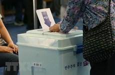 Hàn Quốc tạm dừng bầu cử quốc hội sớm ở 17 quốc gia và vùng lãnh thổ