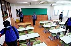 Hàn Quốc lập tiêu chuẩn giảng dạy từ xa cho học sinh các cấp