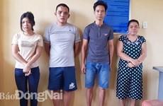 Khởi tố, bắt tạm giam 4 đối tượng tra tấn nhân viên quán càphê