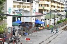 Thực hiện trên 7.000 mẫu xét nghiệm liên quan đến Bệnh viện Bạch Mai