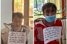 Điện Biên: Bắt hai đối tượng mua bán trái phép 2 bánh heroin