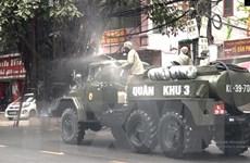 Thủ tướng gửi Thư khen cán bộ, chiến sỹ chiến đấu chống dịch COVID-19