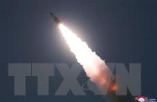 Yonhap: Triều Tiên phóng vật thể chưa xác định ra vùng biển phía Đông