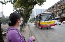 Hà Nội hỗ trợ 100% phí đường bộ vận tải hành khách công cộng khối lớn