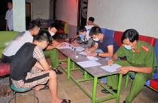 Quảng Nam: Bất chấp yêu cầu tạm dừng, quán karaoke vẫn hoạt động