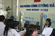 Tổ chức hành nghề công chứng, luật sư được tiếp tục hoạt động