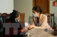Mẹ liệt sỹ 90 tuổi ủng hộ hoạt động phòng chống dịch COVID-19