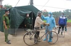 Hà Nam: Chuyển bệnh nhân số 251 lên Hà Nội để điều trị