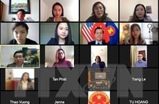 Giao lưu trực tuyến về bảo hộ công dân Việt trong dịch COVID-19 tại Mỹ