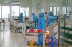 Bệnh nhân 91 đã có xét nghiệm âm tính nhưng chưa có dấu hiệu hồi phục
