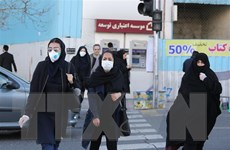 Iran cho phép nối lại các hoạt động kinh tế ít nguy cơ