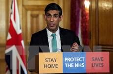 Bộ trưởng Tài chính Anh cảnh báo GDP có thể giảm tới 30% trong quý 2