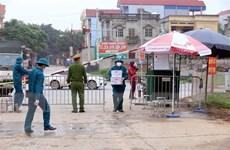 Hà Nội: Tập trung rà soát những người liên quan đến ổ dịch ở Hạ Lôi