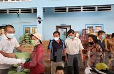 Cứu trợ khẩn cấp cộng đồng Campuchia gốc Việt gặp khó do COVID-19