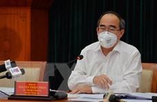 Khai mạc Hội nghị lần thứ 40 Ban Chấp hành Đảng bộ TP.HCM khóa X