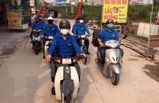 Thanh niên Bắc Giang sáng tạo trong công tác phòng, chống dịch
