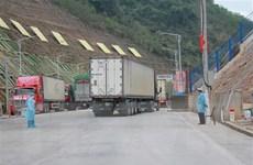 Lãnh đạo tỉnh Lạng Sơn bác tin cửa khẩu Tân Thanh dừng tiếp nhận hàng