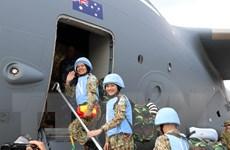Huyền thoại đội quân tóc dài: Tự hào những sứ giả hòa bình quốc tế