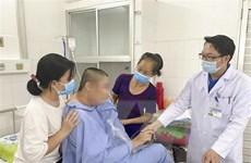 Lần đầu tại ĐBSCL áp dụng kỹ thuật mới cứu sống người xuất huyết não