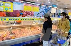 Chênh lệch lớn giá thịt lợn bán ra trong dân và công ty thu mua