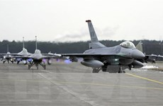 Nhật Bản và Mỹ tiến hành tập trận chung trên không