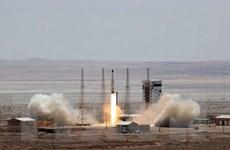 Israel kêu gọi trừng phạt Iran về vụ phóng vệ tinh quân sự
