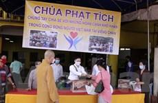 Lào: Ấm áp tình người sẻ chia trong đại dịch COVID-19