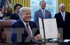 Thế ''lưỡng nan'' của Tổng thống Mỹ Donald Trump