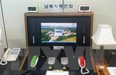Hàn Quốc: Đường dây nóng quân sự liên Triều hoạt động bình thường